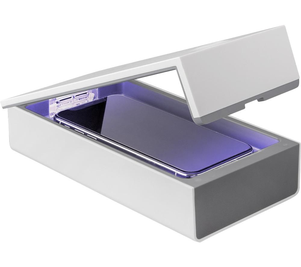 SBS TEUVSTER5W UV Disinfector & Wireless Charger