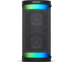 SRS-XP500 Portable Bluetooth Speaker - Black