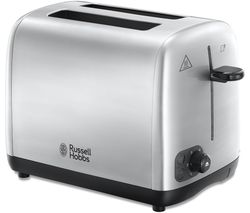 Stainless Steel 24081 2-Slice Toaster - Silver