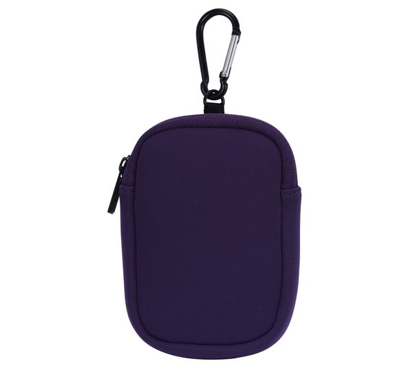 LOGIK Camera Case - Purple, Purple
