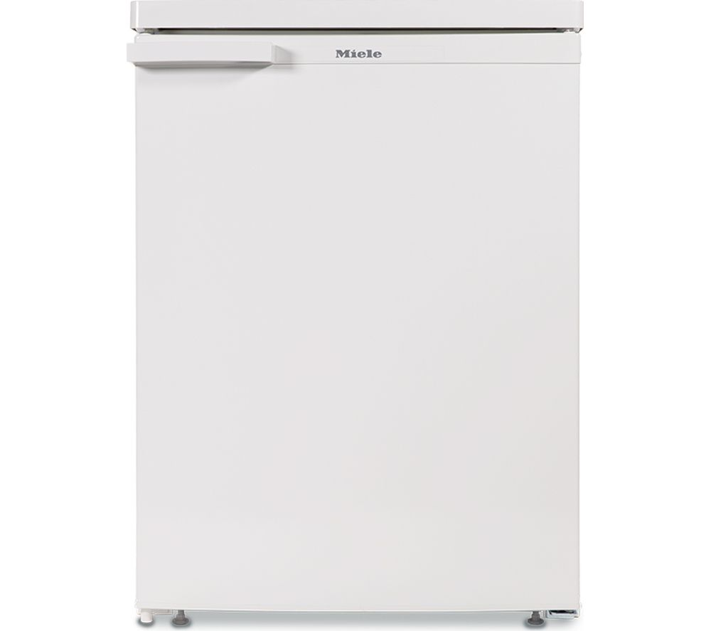 MIELE K12020S-1 Undercounter Fridge - White + F12020S-2 Undercounter Freezer - White