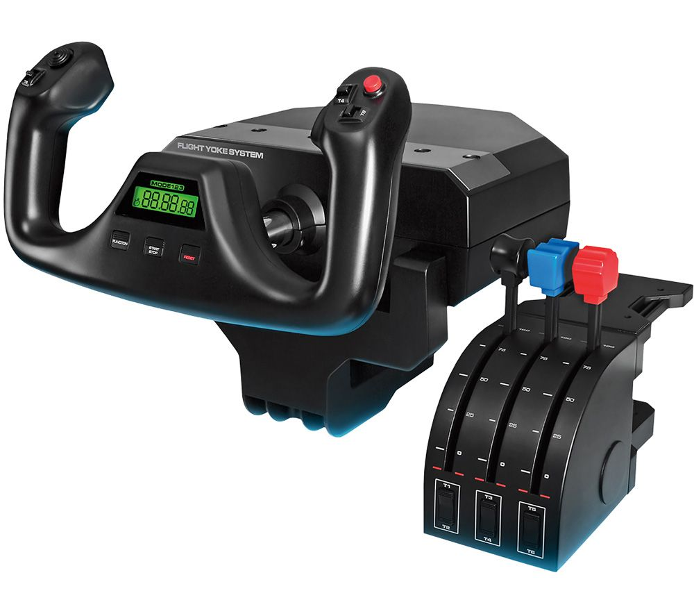Compare prices for Saitek The Pro Flight Yoke System