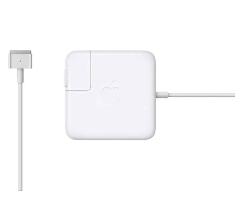 Image of APPLE Magsafe 2 85 W Power Adapter - White