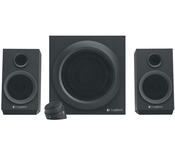 Image of LOGITECH Z333 Multimedia 2.1 PC Speakers