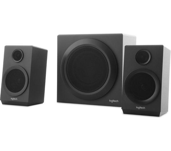 853d0980351 Buy LOGITECH Z333 Multimedia 2.1 PC Speakers | Free Delivery | Currys