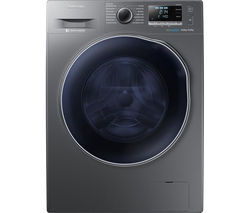SAMSUNG ecobubble WD90J6410AX/EU Washer Dryer - Graphite