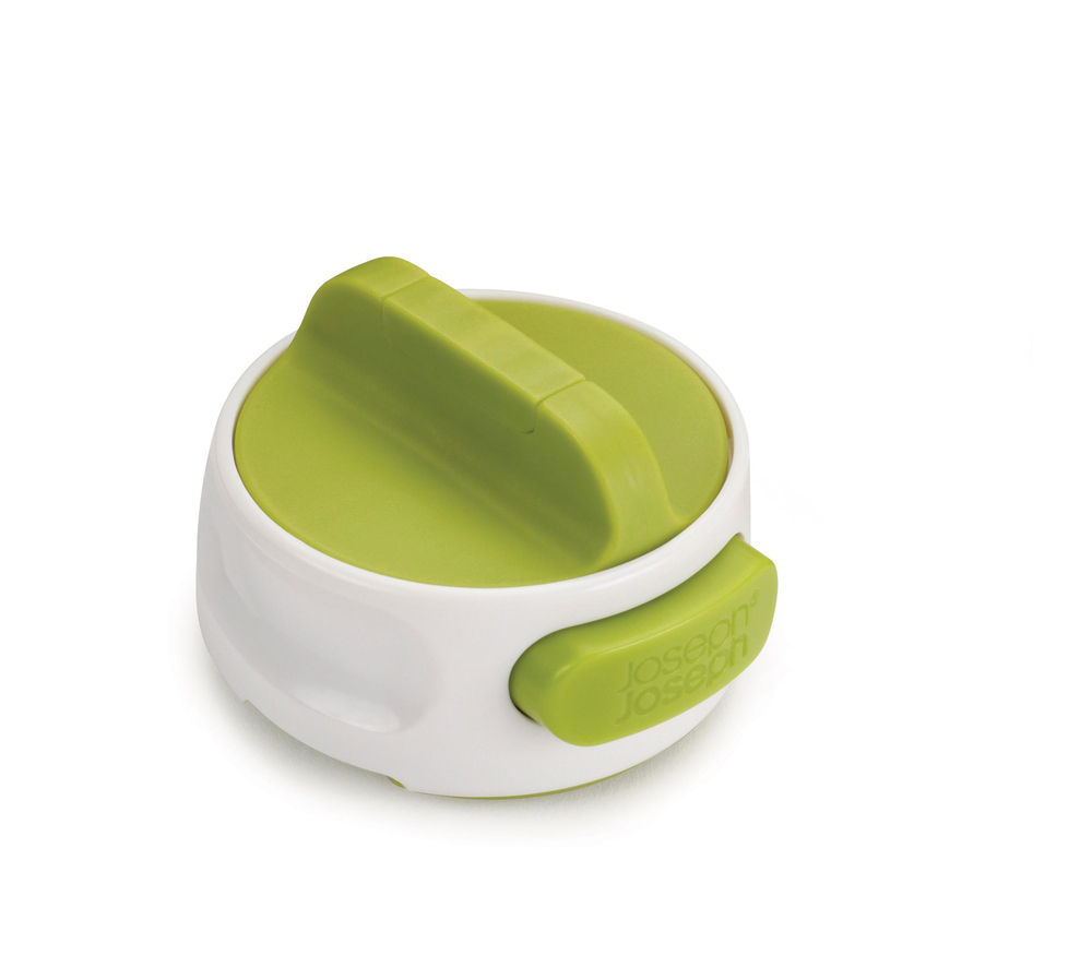 JOSEPH JOSEPH Can-Do Can Opener - White & Green