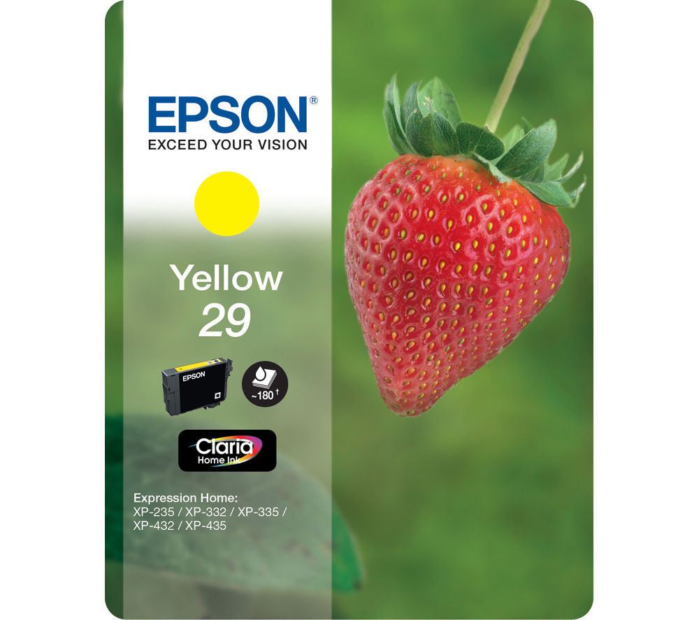 Yellow strawberry coupons