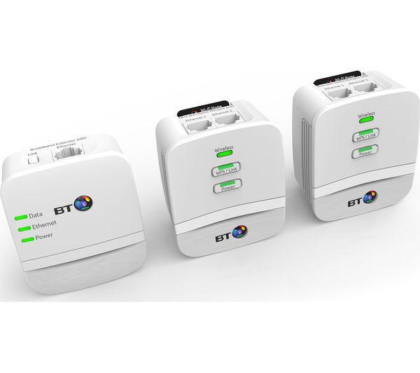 Bt Mini Wifi Home Plug Pack Of