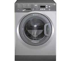 HOTPOINT Aquarius WMAQF721G Washing Machine - Graphite