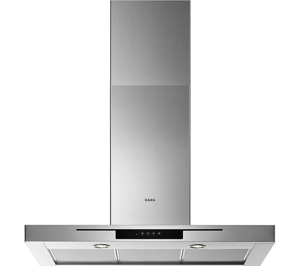 AEG X59143MD0 Chimney Cooker Hood - Stainless Steel