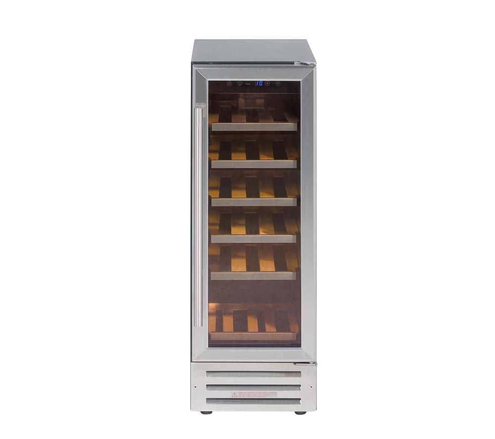 Buy stoves 300sswcmk2 wine cooler silver free delivery for Best wine fridge brands
