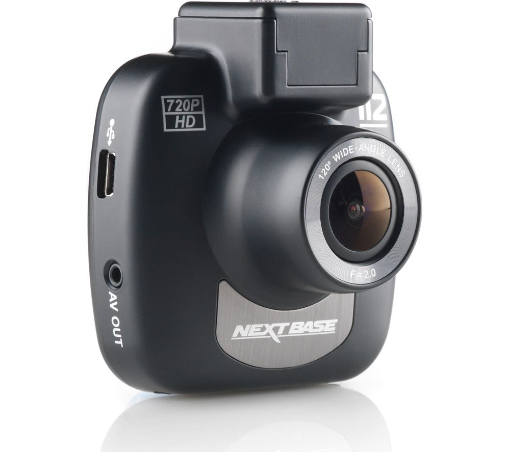 NEXTBASE 112 Lite Dash Cam - Black & Grey + Ultra Performance Class 10 microSD Memory Card - 32 GB