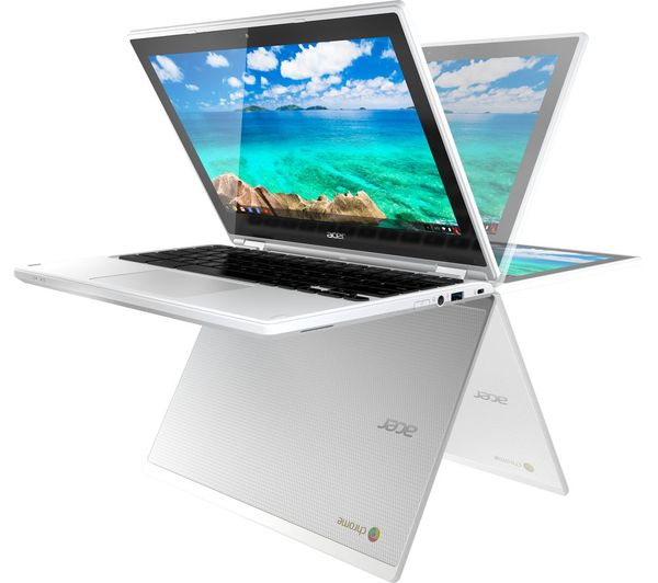 Image of ACER Chromebook R 11 CB5-132T 2-in-1 - White