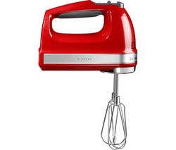 5KHM9212BER Hand Mixer - Red