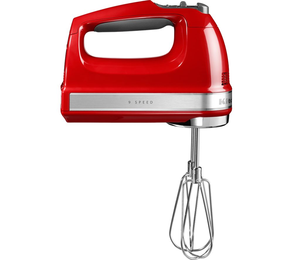 KITCHENAID 5KHM9212BER Hand Mixer - Red