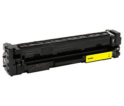 ESSENTIALS Remanufactured CF402A Yellow HP Toner Cartridge