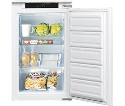 INDESIT INF 901 E AA Integrated Undercounter Freezer