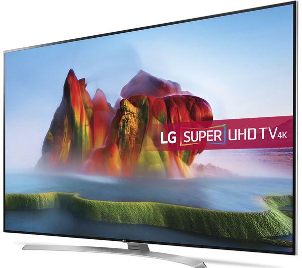Buy Lg 86sj957v 86 Quot Smart 4k Ultra Hd Hdr Led Tv Silver