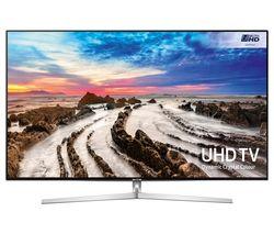 "SAMSUNG UE49MU8000 49"" Smart 4k Ultra HD HDR LED TV"