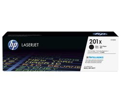 HP 201X Black Toner Cartridge