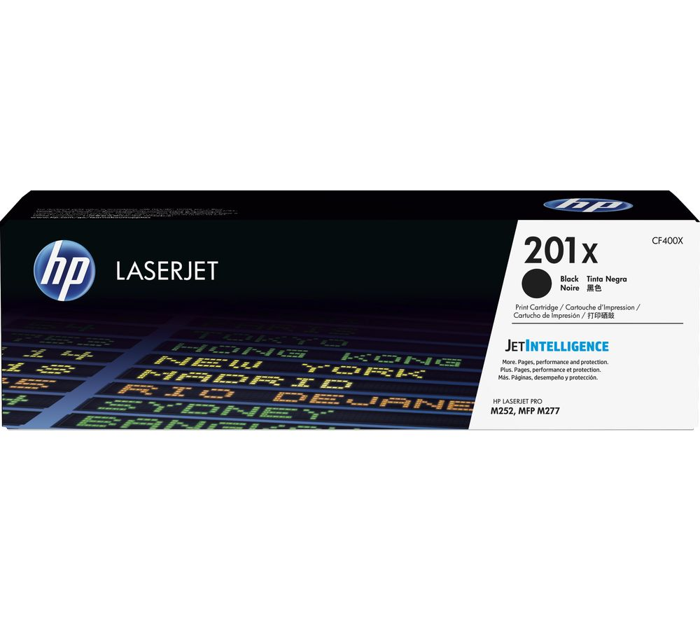 Compare retail prices of HP 201X Black Toner Cartridge to get the best deal online