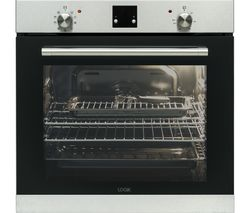 LBLFANX17 Electric Oven - Inox & Black
