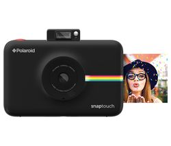 POLAROID Snap Touch Digital Instant Camera - Black