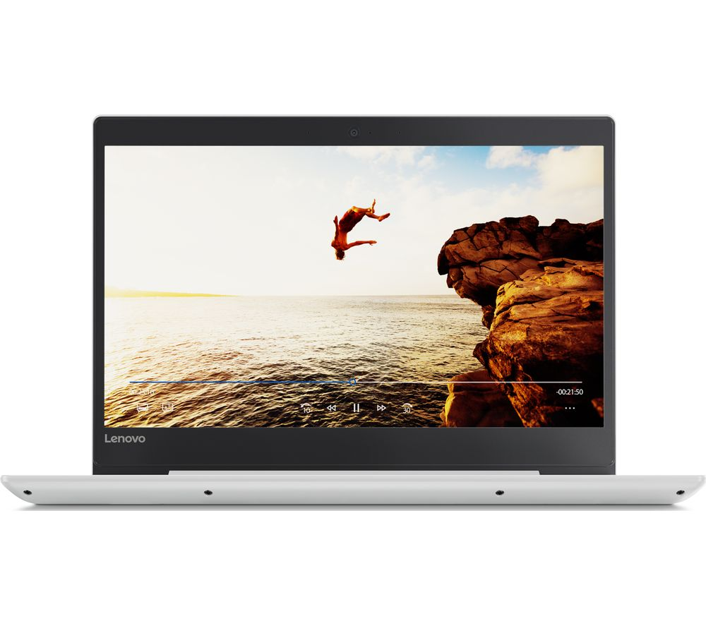 "LENOVO Ideapad 320s-14IKB 14"" Laptop - White + Office 365 Personal - 1 year for 1 user"