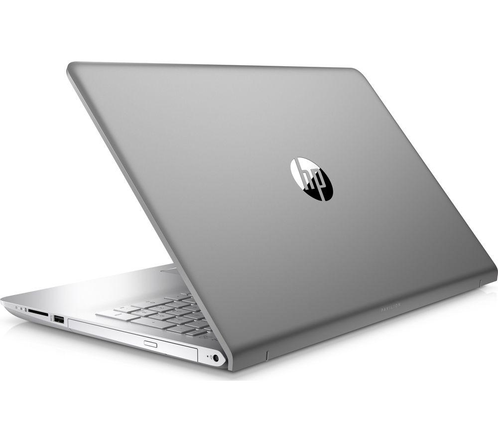 buy hp pavilion notebook 15 cc076sa 15 6 laptop silver free rh currys co uk hp pavilion laptop user manual HP Pavilion Support