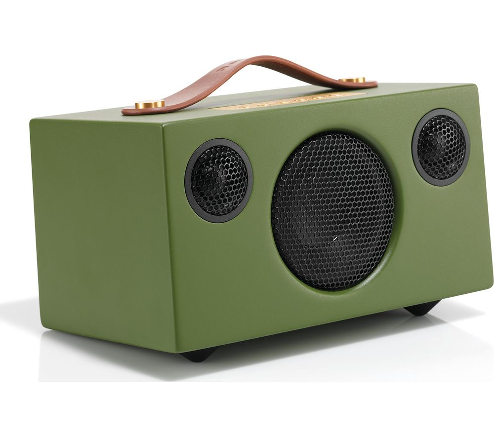 AUDIO PRO Addon T3 Portable Bluetooth Wireless Speaker - Green