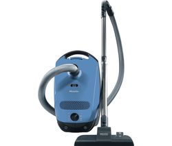 MIELE Classic C1 Junior PowerLine Cylinder Vacuum Cleaner - Blue