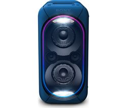 SONY EXTRA BASS GTK-XB60L Wireless Megasound Hi-Fi System - Blue