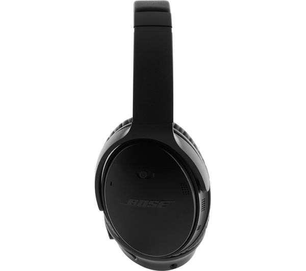 dada82f71ba BOSE QuietComfort QC35 II Wireless Bluetooth Noise-Cancelling Headphones -  Black