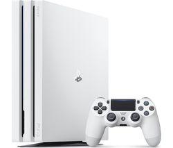 PlayStation 4 Pro - White