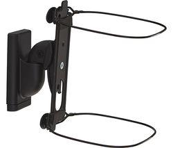 WSWM22-B2 Tilt & Swivel Sonos Speaker Bracket - Black