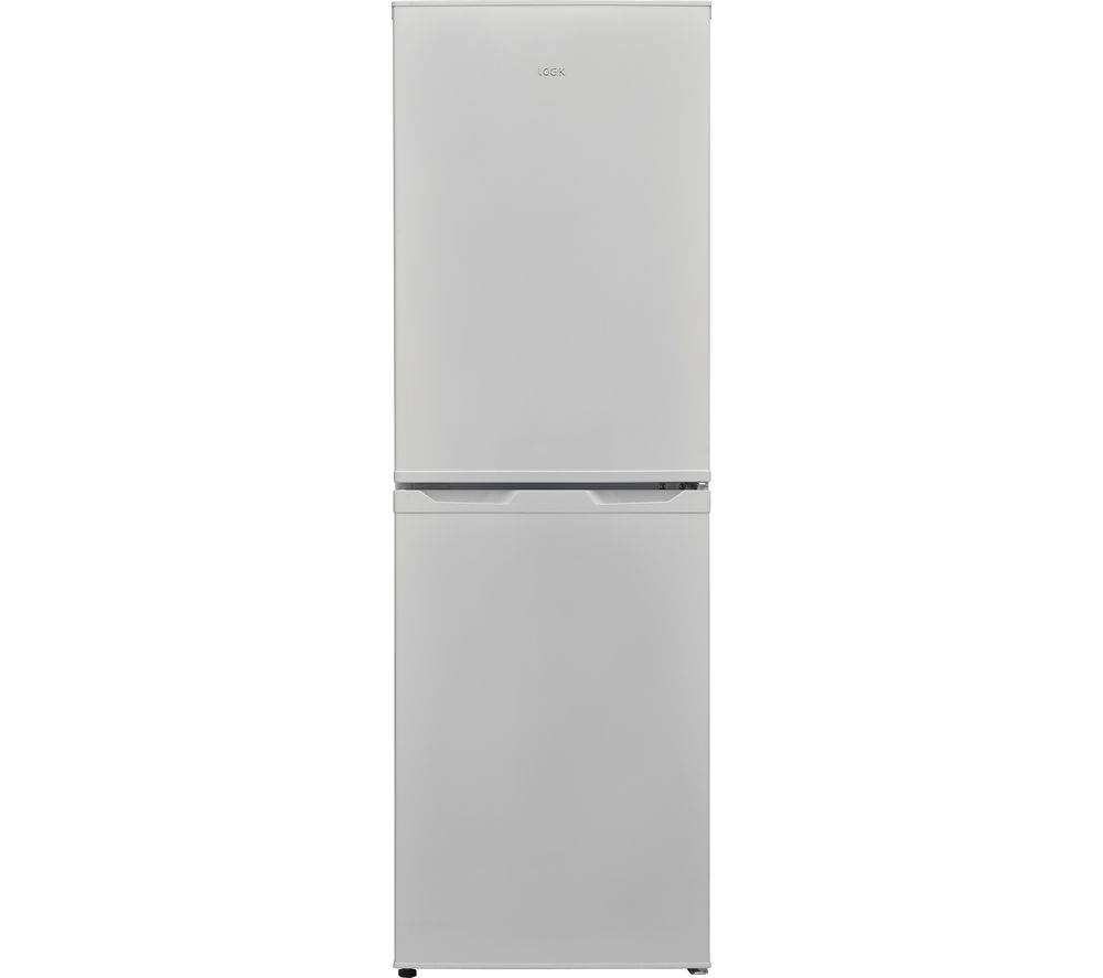LOGIK LFC50W18 50/50 Fridge Freezer - White