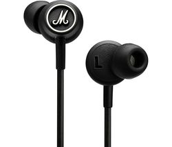 MARSHALL Mode Headphones - Black & White