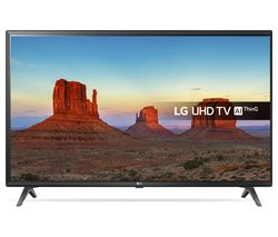"LG 65UK6300PLB 65"" Smart 4K Ultra HD HDR LED TV"