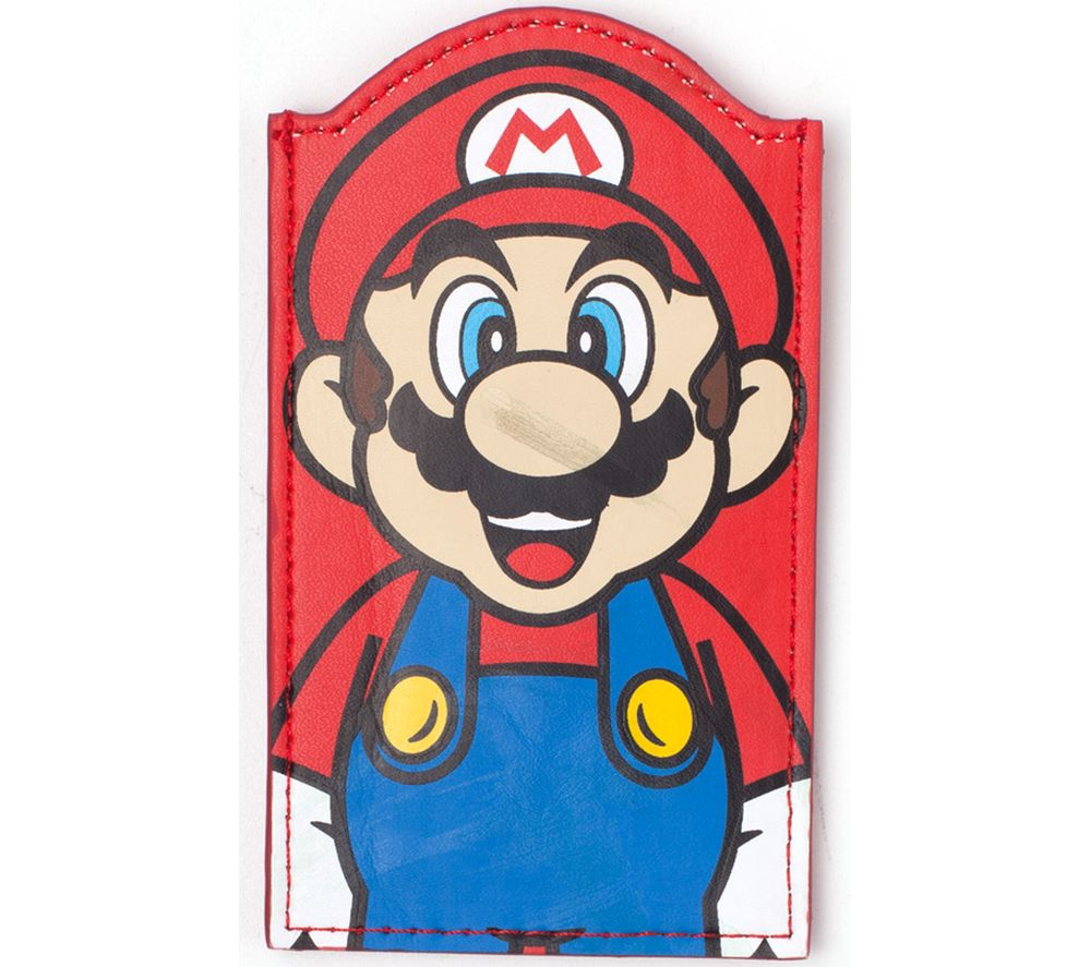 NINTENDO Super Mario Card Wallet - Red