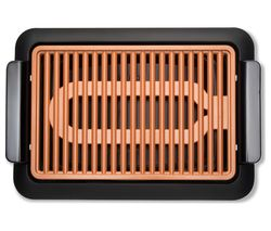 GOTHAM STEEL Indoor Grill - Black