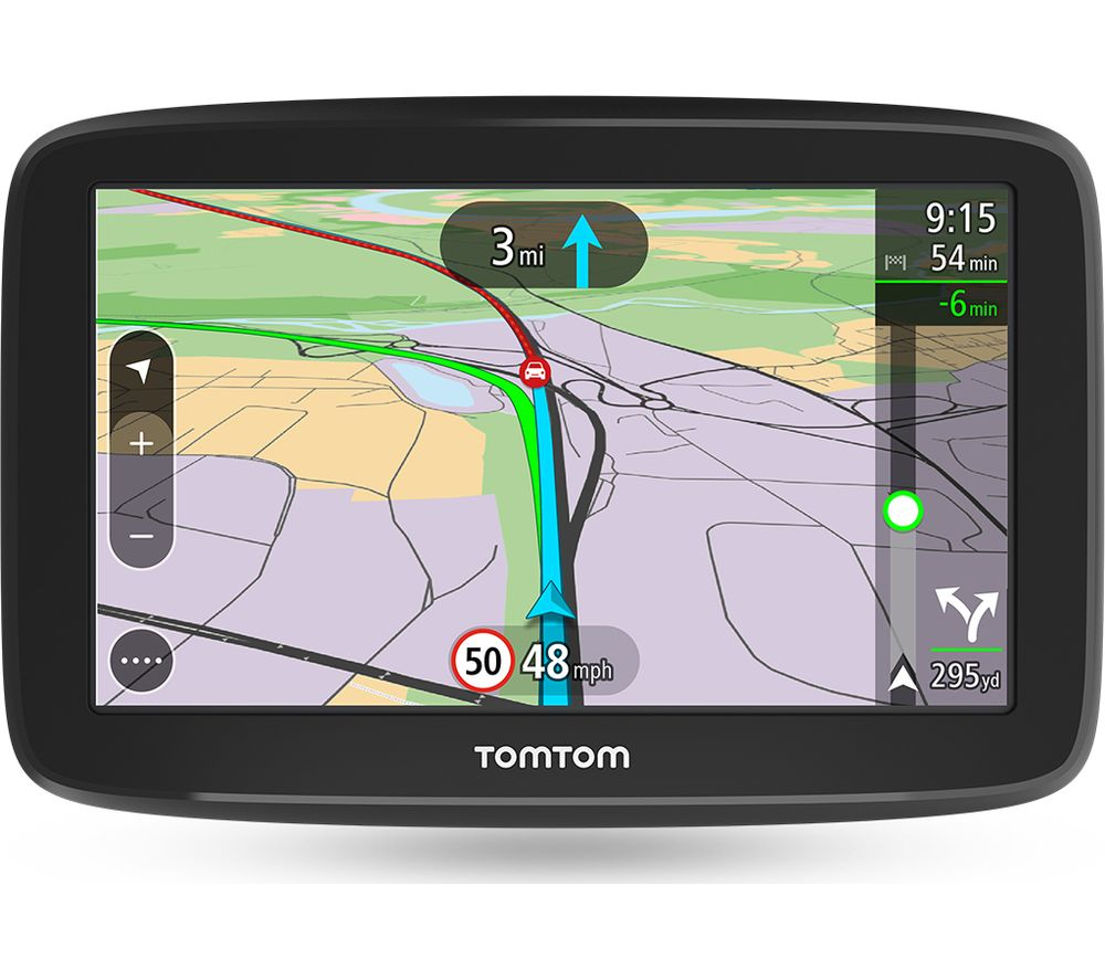 buy tomtom go basic 5 sat nav full europe maps free