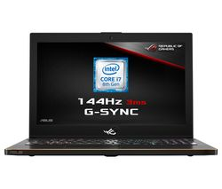 "ASUS ROG Zephyrus 15.6"" Intel® Core™ i7 GTX 1070 Gaming Laptop - 1 TB HDD & 256 GB SSD"