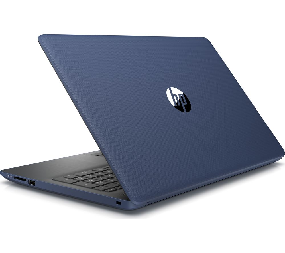 "HP 15-db0598sa 15.6"" AMD A6 Laptop - 1 TB HDD, Blue"