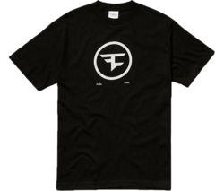 FAZE Circle Logo T-Shirt - Large, Black