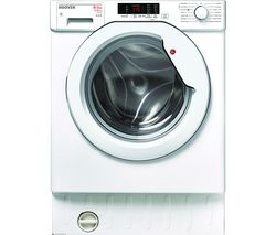 H-WASH 300 HBWD 8514S-80 Integrated 8 kg Washer Dryer