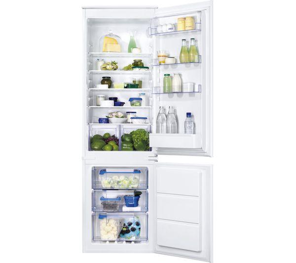 Image of ZANUSSI ZBB28651SV Integrated 70/30 Fridge Freezer