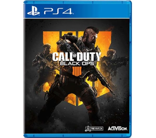 Image of PS4 Call of Duty: Black Ops 4