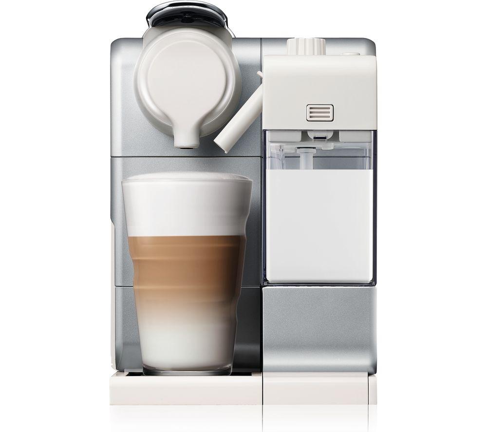 By Delonghi Lattissima Touch En560s Coffee Machine Silver