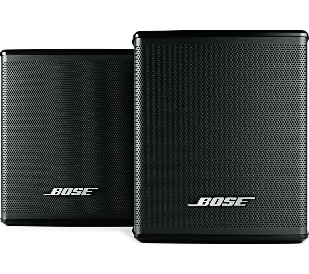 BOSE Surround Speakers - Black, Black